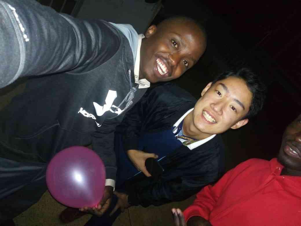 アフリカの中にアメリカ!?ケニアに長期留学を決意した大学生