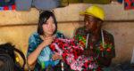 世界で一番貧しい国「シエラレオネ共和国」でアフリカ布を使って就労支援に取り組む、ただ一人の日本人・下里夢美さん