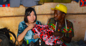世界最貧国「シエラレオネ共和国」で就労支援に取り組むただ一人の日本人-下里夢美-