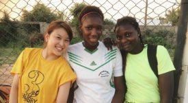 ボール片手に単身アフリカへ。20歳女子大生の飛び込みバスケ旅!